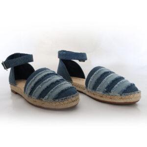 Sole Society Blue Denim Espadrilles New Items