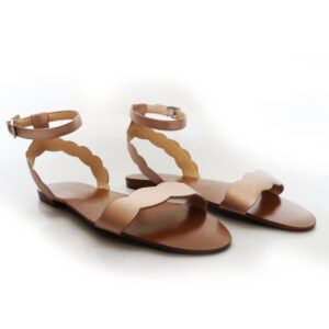 Sole Society Leather Sandals