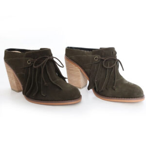 Sole Society Suede Boho Mules New Items