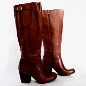 Sole Society Leather Zipper Boot New Items