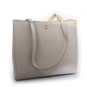 Purses Off-White Leather Bag