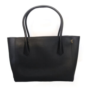 Purses Black Leather Bag