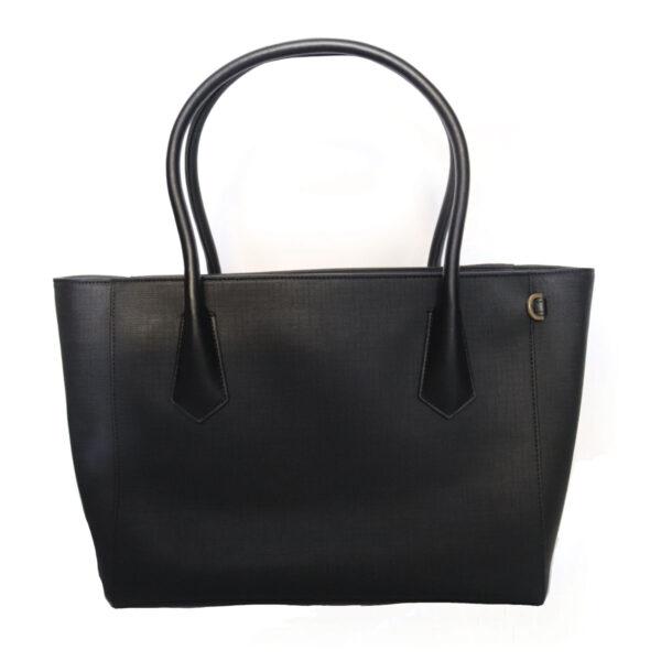 Purses Black Leather Bag