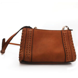 Purses Leather Bag with Shoulder Strap