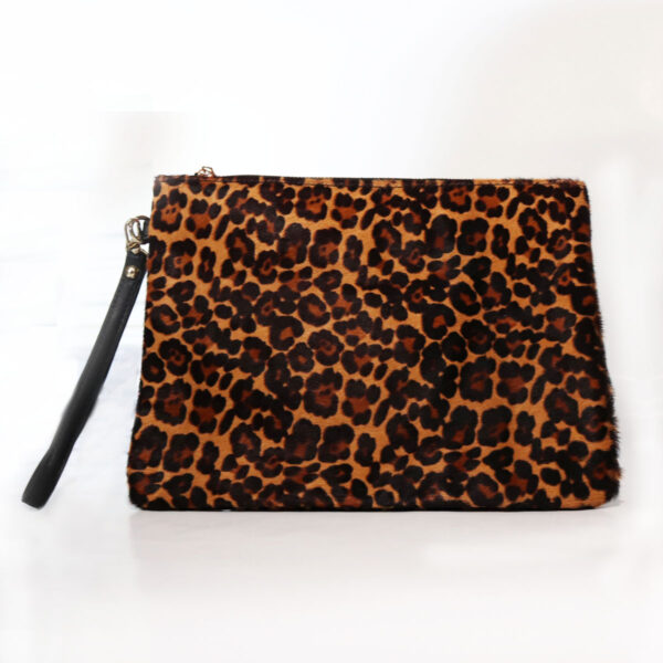 Purses Leopard Clutch